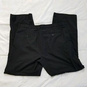 Calvin Klein Dress Pants Men's 36 x 32 Black